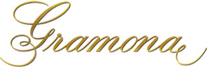 gramona - logo daurat
