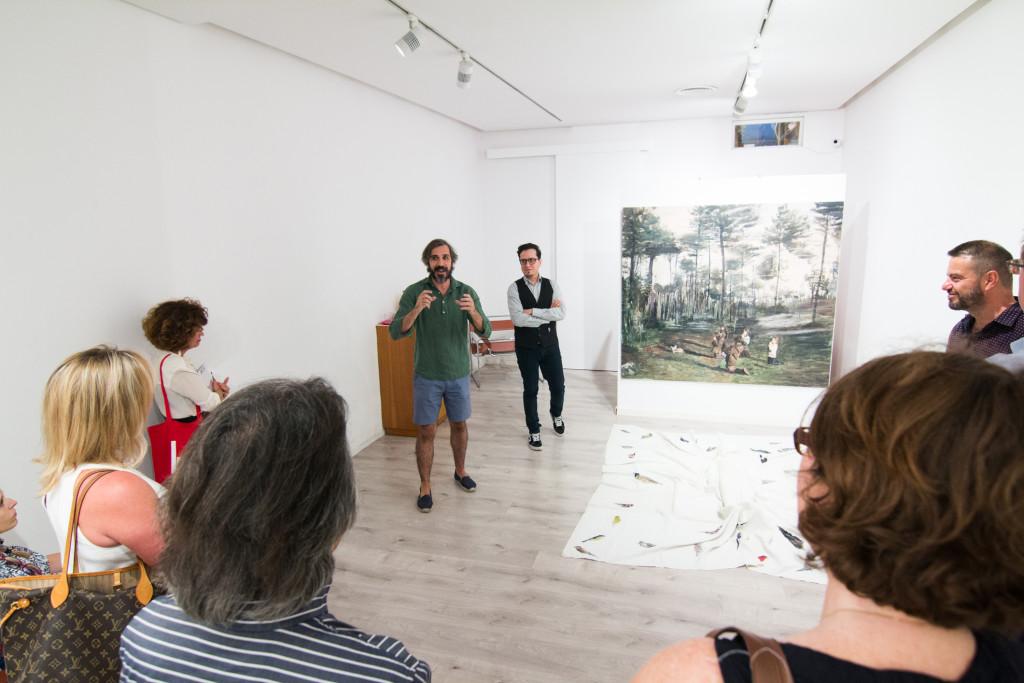 Galeria Contrast, BGW2018